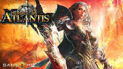 игра Heroes of Atlantis