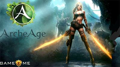 ArcheAge играть онлайн