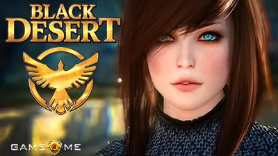 Black Desert игра