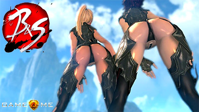 Blade and Soul игра