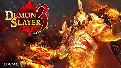 Demon Slayer 3 - New Era!