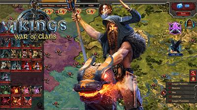 Vikings играть