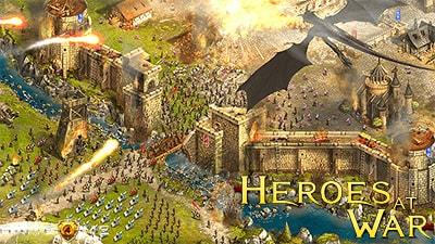 Heroes at War играть онлайн