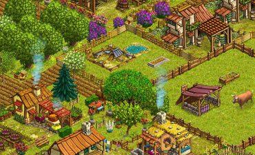 Моя маленькая ферма скриншот 1