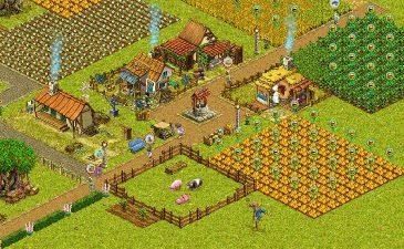 Моя маленькая ферма скриншот 3