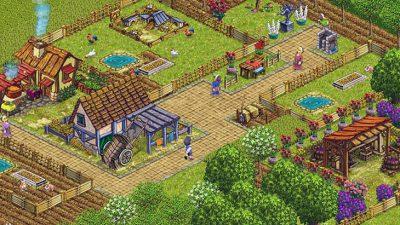 Моя маленькая ферма скриншот 4