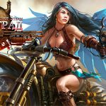 Пароград — Киберпанковская MMORPG!