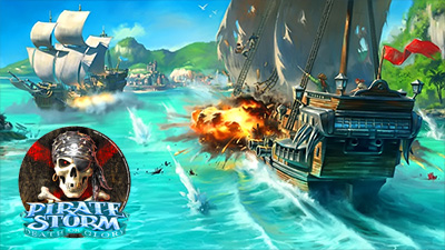 игра piratestorm