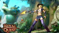 royal quest игра