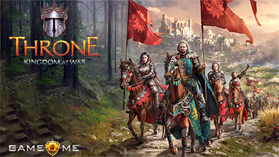 игра Throne: Kingdom at War