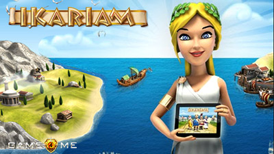 игра Ikariam