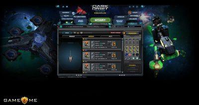 Darkorbit онлайн игра