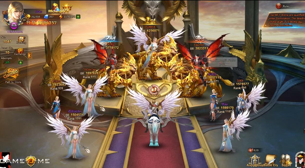 игра лига ангелов 2