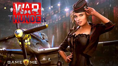 WarThunder онлайн игра