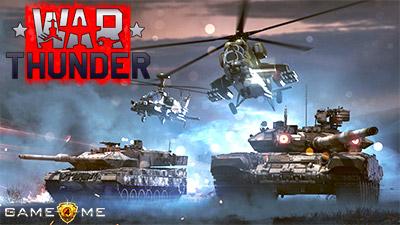War Thunder игра