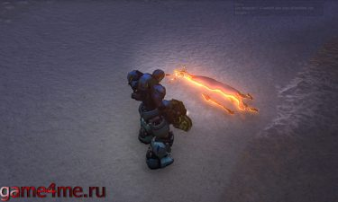 fire fall игра