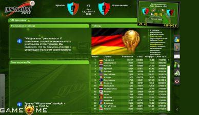 Goal United скриншоты
