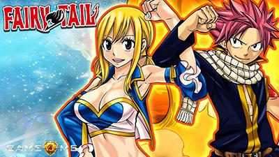Fairy Tail аниме игра