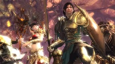 Guild Wars 2 игра