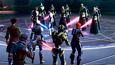 игра Star Wars The Old Republic