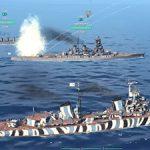 Новое обновление для World of Warships