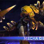 Heroes of the Storm — Способности Дехаки