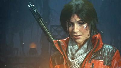 Tomb Raider - Анонс