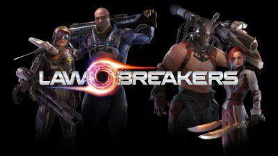 LawBreakers: многопользовательский шутер