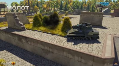 Tanki X онлайн игра