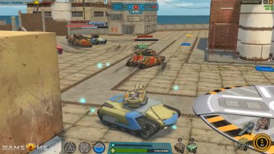 Ultimate Tank Arena