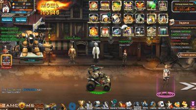 стальное братство онлайн игра