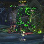 World of Warcraft — собор вечной ночи