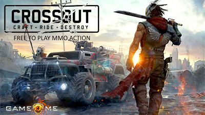 онлайн игра Crossout