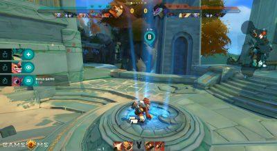 игра Gigantic 04