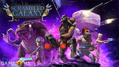 Scrambled Galaxy